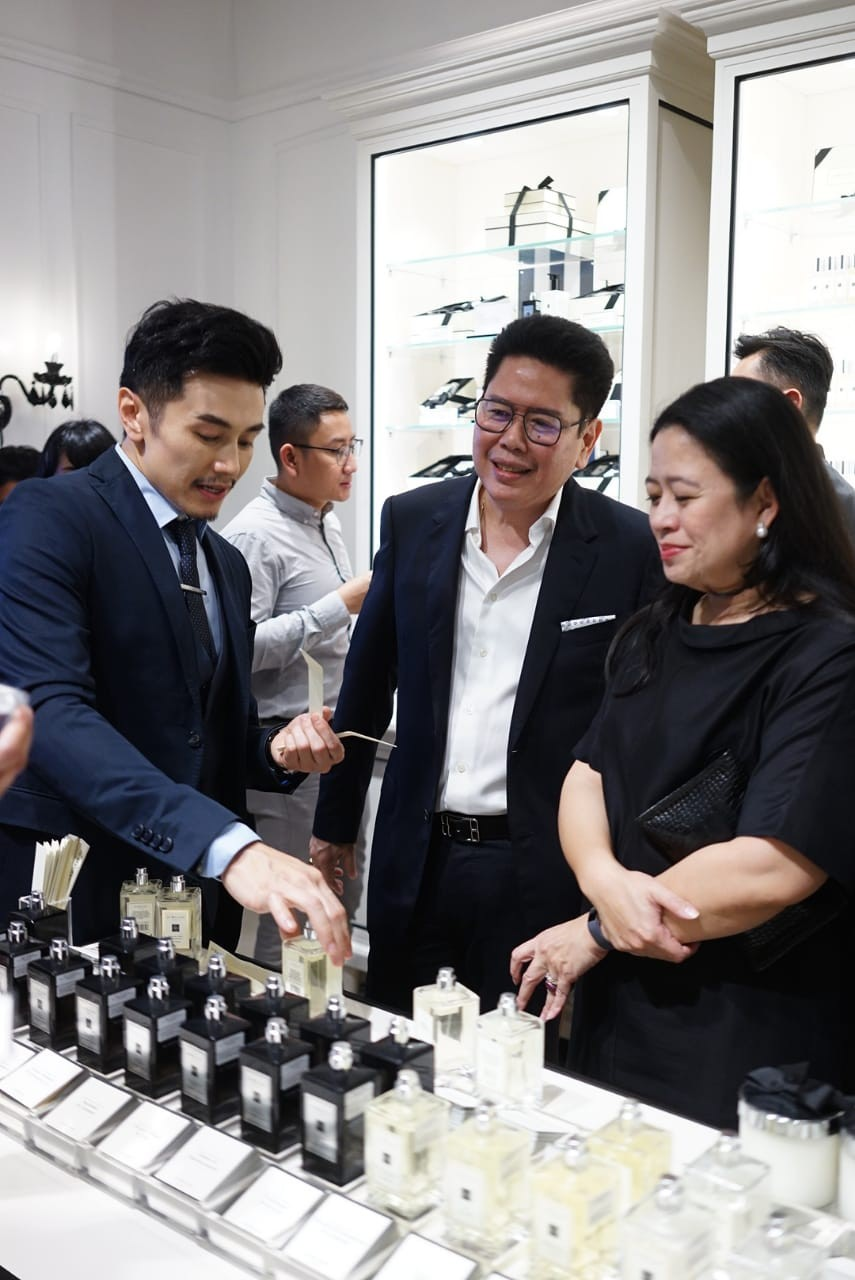 PT Tempo Scan Mahoni - Jo Malone London