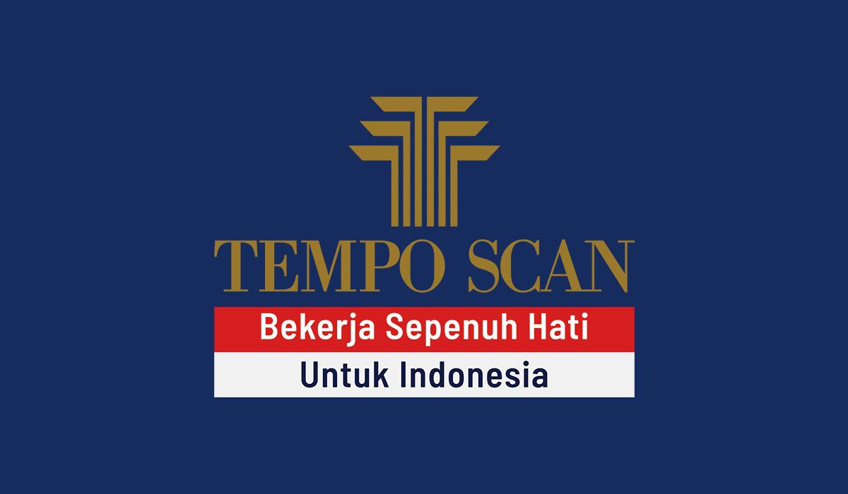 Tempo Scan Group Executive Secretary Tsp